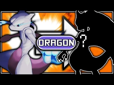 DRAGON MEWTWO | Pokemon Type Swap [Photoshop Fusion] (BrettUltimus)