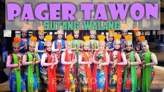 PAGER TAWON-SUTANG WALANG
