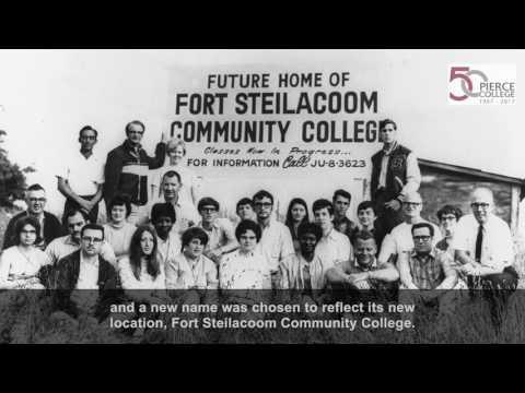 2017 Graduation Video: The History of Pierce College