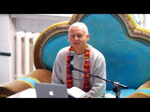 Шримад Бхагаватам 5.14.42 - Ачьюта Прия прабху