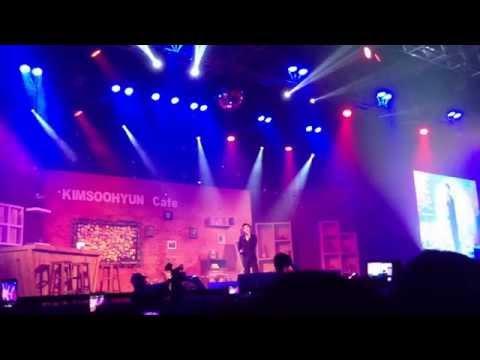 Kim Soo Hyun Asia Tour 2014 in Indonesia - Dreaming