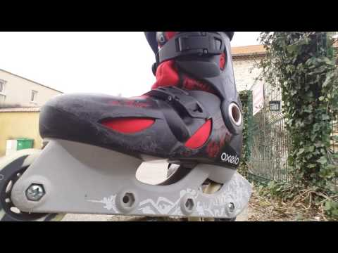 Tuto roller freestyle