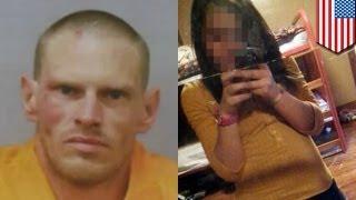 Convicto huye con su hijastra de 14 años y planea casarse con ella