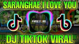 DJ SARANGHAE I LOVE YOU TREASURE | DJ TIKTOK VIRAL TERBARU 2020 FULL BASS