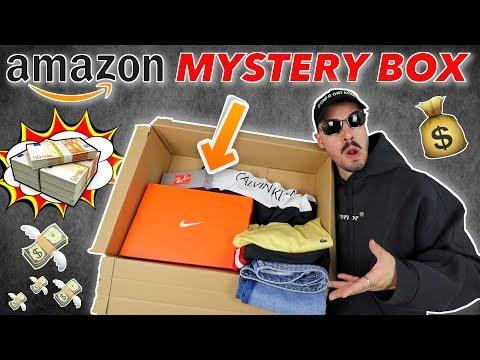 CRAZY AMAZON MYSTERY BOX 💥 | Always Overdressed