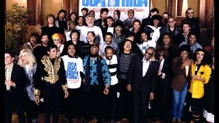 Michael Jackson Lionel Richie USA for Africa - We Are The World - Flash Back Internacional.mp3