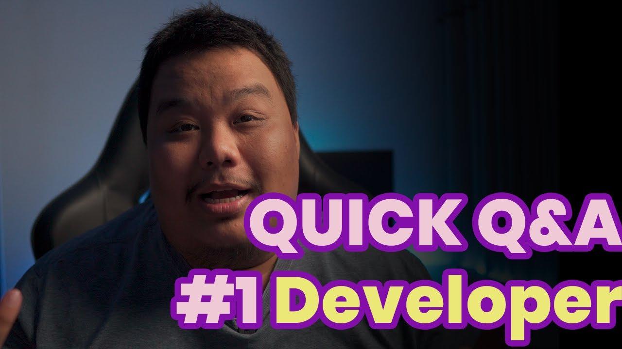 Download Q&A#1 - Về lập trình nhúng, định hướng BrSE, làm freelance HTML