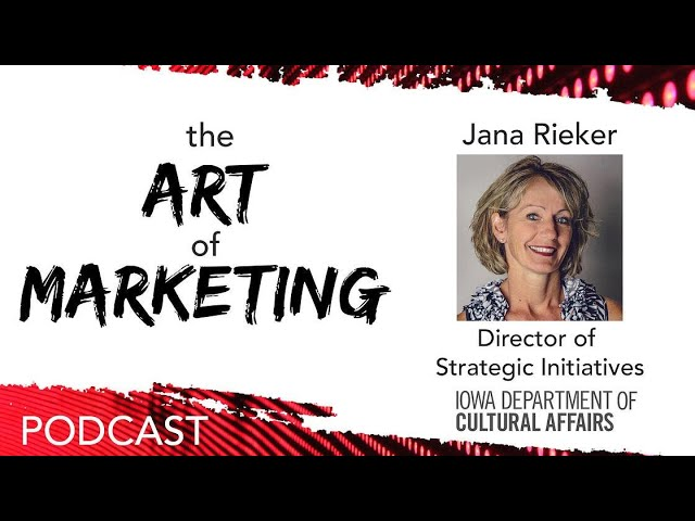 030: Connecting Iowans with Culture w/ Jana Riecker