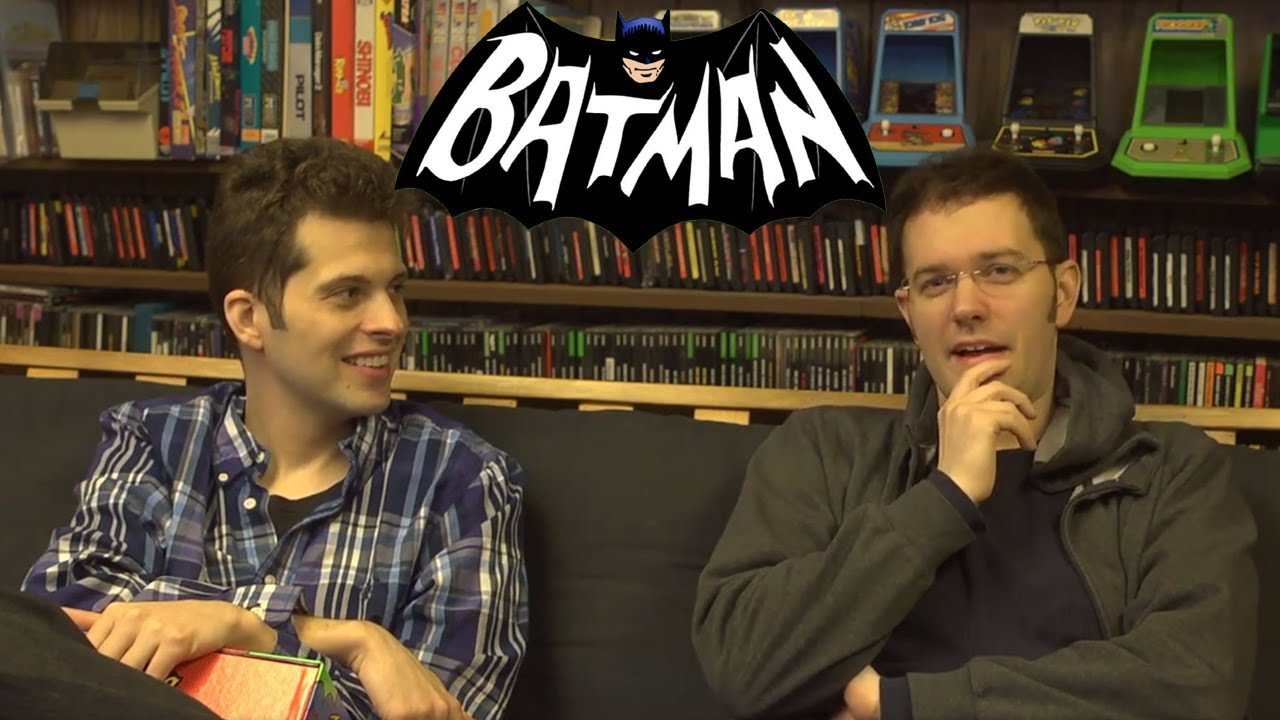 Download Batman 66 Blu Ray Review - James Rolfe and Mike Matei