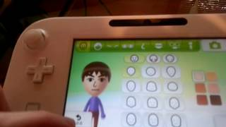 [Wii U Hacks] HOW to get custom mii symbols without a 3DS!