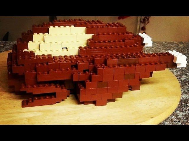 LEGO TURKEY: THANKSGIVING!