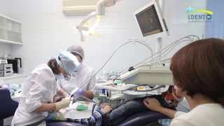 Детский прием у стоматолога - Кахидзе Екатерина Александровна(, 2013-11-14T08:54:00.000Z)