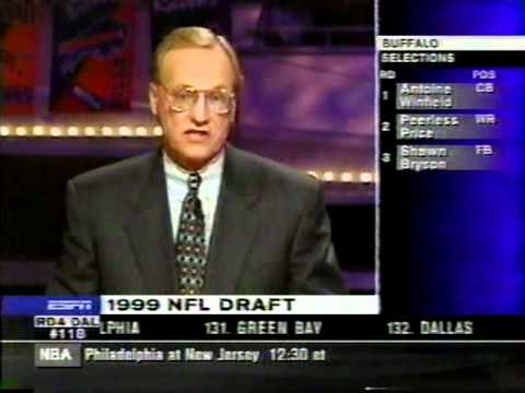 Huskers in the NFL - 1999 NFL Draft
