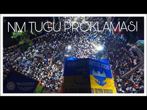 Nurul Musthofa 10 Juni 2017, Tugu Proklamasi - Jakpus