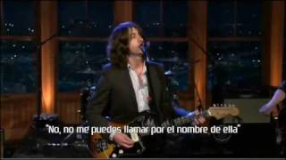Arctic Monkeys - Cornerstone / Español - Spanish