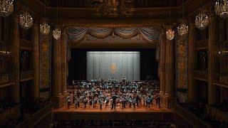 L'orchestre démos des Yvelines à l'Opéra Royal de Versailles