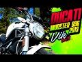 Un monstruo de motocicleta ?? Ducati Monster 696 / Motovlog