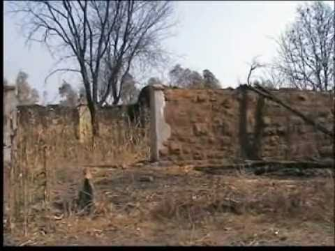 Klipriversburg Boer War Fort.wmv
