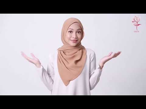 How to Style Your Shawl Pleated Shawl Everyday Shawl Tutorial   Hijab Tutorial   GeetaMY