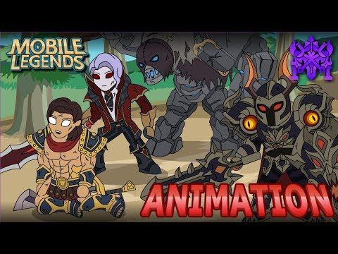 MOBILE LEGENDS ANIMATION #32 - DAWN OF THE DARK ABYSS PART 3 OF 4