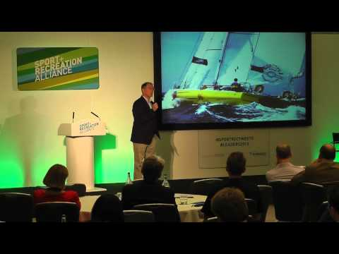 Pete Goss -- Leadership insights part one