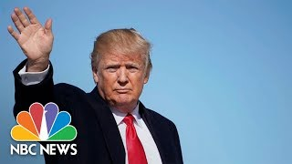 President Donald Trump Delivers Economy Speech From Pennsylvania Factory | NBC News