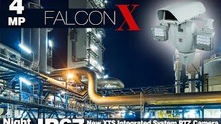 Falcon X Colombia 2016
