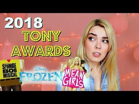 2018 Tony Nomination Thoughts (+ a short rant)