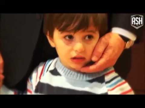 【号泣】テロで両親を失った少年が憧れのクリスティアーノ・ロナウドに会ったら・・・