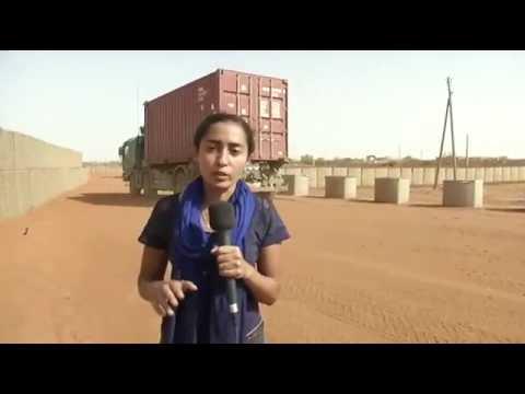 Crash Air Algérie au Mali: Le premier convoi terrestre quitte la base de Gao
