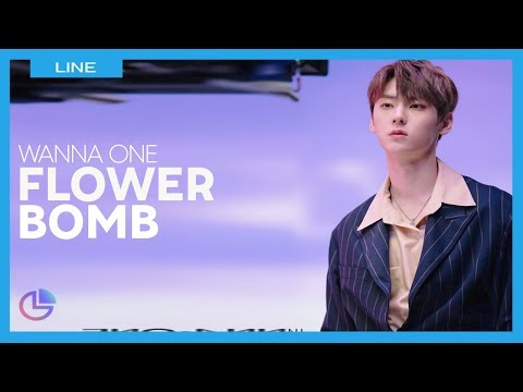 Free Download Wanna One - Flowerbomb|line Distribution|color Coded|워너원-불꽃놀이 Mp3 dan Mp4