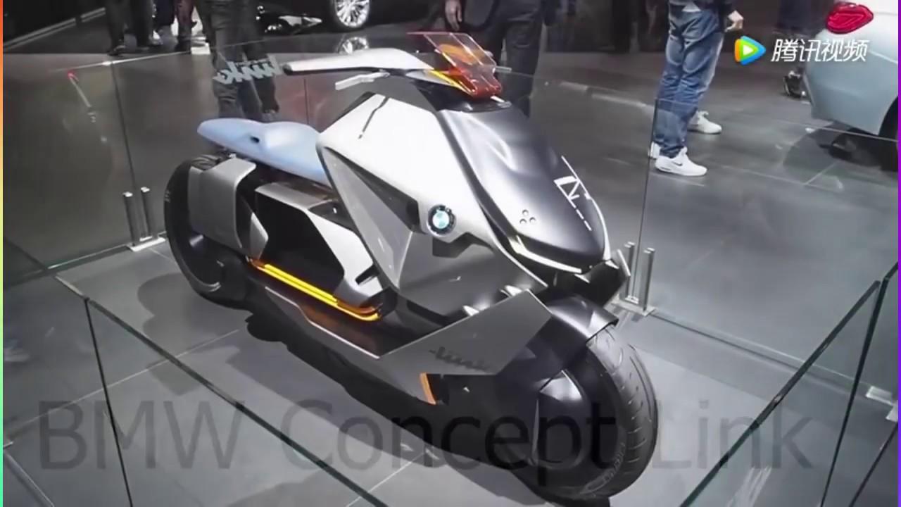 2019 bmw motorcycle concept version