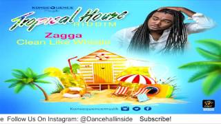 Zagga - Clean Like Whistle [Tropical House Riddim] - August 2016