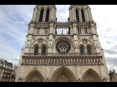 Cathedral of Notre Dame Tour