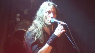 Enslaved - Building with Fire - Live Rennes 2016