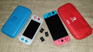Фото Купил себе Nintendo Switch Lite и несколько игр