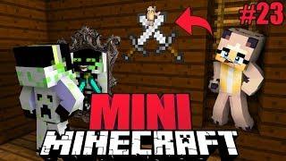 WIR BRECHEN IN ARAZHULS GEHEIMBASIS EIN! ✿ Minecraft MINI #23 [Deutsch/HD]