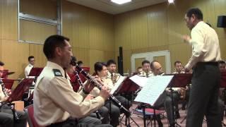 【吹奏楽】鷲の舞うところ Where Eagles Soar -陸上自衛隊中央音楽隊 教育科学生