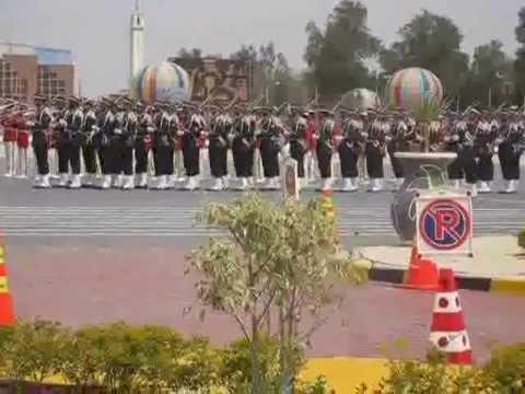 كلية الضباط الاحتياط المصريه - حرس الشرف - د143