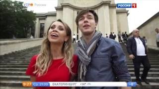 Роман Полански встретился с артистами мюзикла