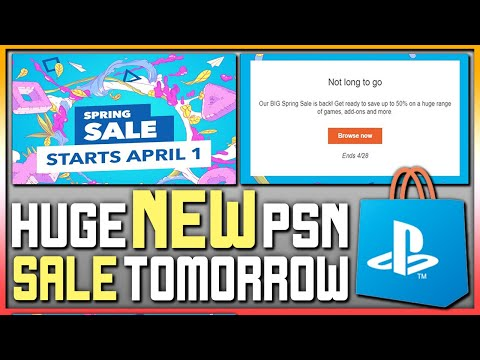 Huge PSN Sale Tomorrow + Great PS4 Game Deals Right Now!