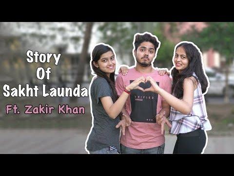 Life Of Sakht Launda Ft. Zakir Khan | Dinesh Thakur