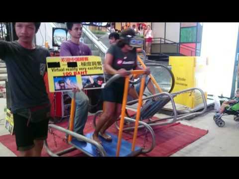 Virtual-Brutal reality VR Thailand-Phuket-Patong