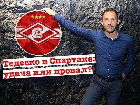 Тедеско в Спартаке: по пути Карреры или провал Цорна?