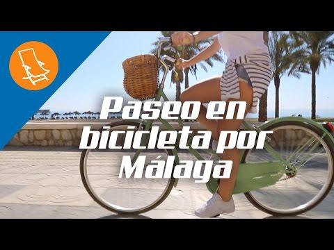 Málaga en bici. Descubre todos sus rincones.