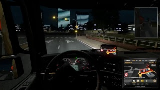 Euro Truck Simulator 2 - Zapis z live 20 marca 2018
