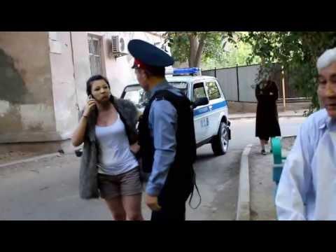 Кого крышуют полицейские в Атырау?