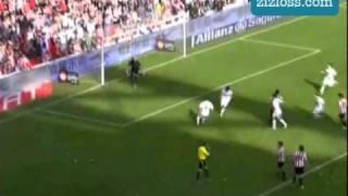 athletic de bilbao vs real madrid kaka s goal pk 0 1