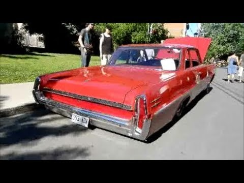 '64 PONTIAC LAURENTIAN 2 DOOR SEDAN LOWRIDER FOR SALE IN MONTREAL