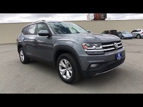 2018 Volkswagen Atlas Reno, Carson City, Northern Nevada, Roseville, Sparks, NV JC564903P